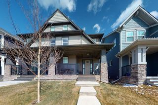 Main Photo: 56 Legacy View SE in Calgary: Legacy Semi Detached for sale : MLS®# A1097464