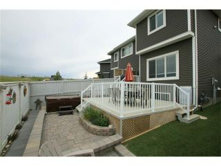 Photo 42: 510 RIVER HEIGHTS Crescent: Cochrane House for sale : MLS®# C4074491