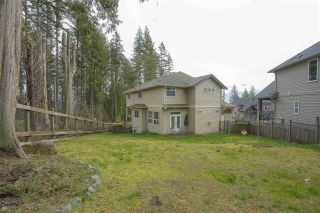 Photo 20: 3535 GALLOWAY Avenue in Coquitlam: Burke Mountain House for sale : MLS®# R2446072