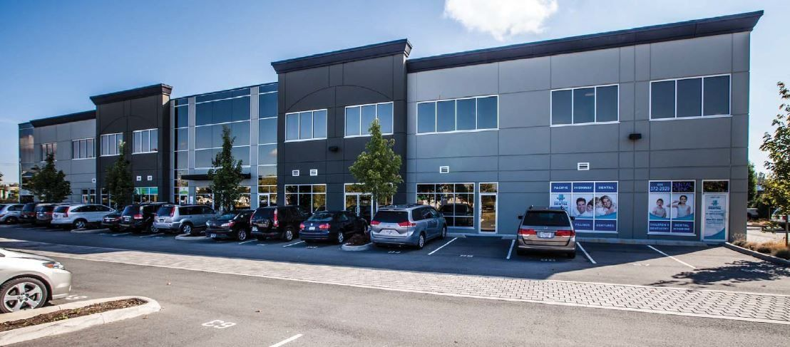 Main Photo: 204 17660 65A Avenue in Surrey: Cloverdale BC Office for sale (Cloverdale)  : MLS®# C8031552
