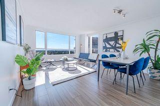 "Photo 2: 1305 7760 GRANVILLE Avenue in Richmond: Brighouse South Condo for sale in ""GOLDEN LEAF II"" : MLS®# R2619487"