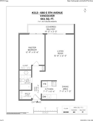Photo 25: 213 680 E 5TH Avenue in Vancouver: Mount Pleasant VE Condo for sale (Vancouver East)  : MLS®# R2611881