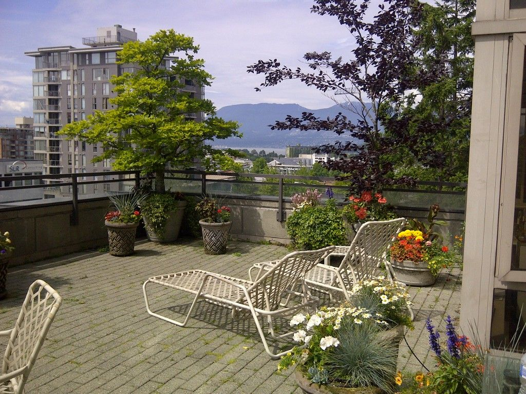 Photo 1: Photos: # 401 1590 W 8TH AV in Vancouver: Fairview VW Condo for sale (Vancouver West)  : MLS®# V892215