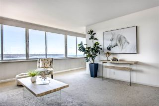 """Photo 5: 1903 1835 MORTON Avenue in Vancouver: West End VW Condo for sale in """"Ocean Towers"""" (Vancouver West)  : MLS®# R2530761"""