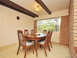 Photo 7: 1020 Laburnum Road in VICTORIA: SW Marigold Residential for sale (Saanich West)  : MLS®# 309496