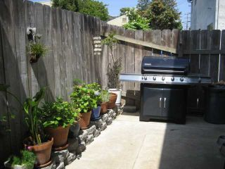 Photo 3: PACIFIC BEACH Townhome for sale : 2 bedrooms : 1648 Oliver # 3