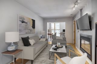 """Photo 2: 2105 969 RICHARDS Street in Vancouver: Downtown VW Condo for sale in """"Mondrian II"""" (Vancouver West)  : MLS®# R2603346"""