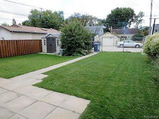 Photo 13: 150 Seven Oaks Avenue in Winnipeg: Scotia Heights Residential for sale (4D)  : MLS®# 1624290
