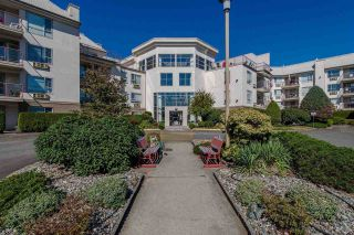 """Photo 1: 220 2626 COUNTESS Street in Abbotsford: Abbotsford West Condo for sale in """"Wedgewood"""" : MLS®# R2231848"""