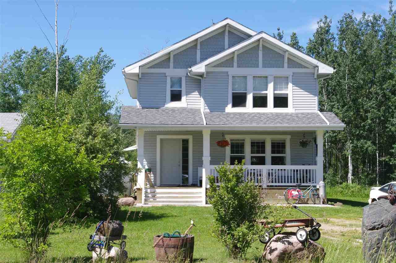 Main Photo: 2-231053 TWP RD 623.8 (Lot 55A): Rural Athabasca County House for sale : MLS®# E4248549