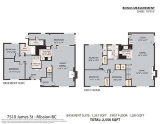 Photo 40: 7510 JAMES Street in Mission: Mission BC House for sale : MLS®# R2560796