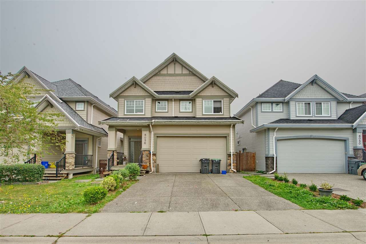 Main Photo: 8056 211B Street in Langley: Willoughby Heights House for sale : MLS®# R2498257