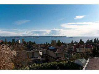 Photo 1: 2260 NELSON Ave: Dundarave Home for sale ()  : MLS®# V941893