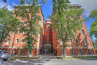 Main Photo: 203 804 18 Avenue SW in Calgary: Lower Mount Royal Apartment for sale : MLS®# A1134583