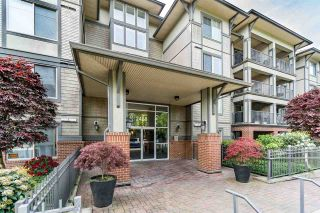 """Photo 2: 411 2468 ATKINS Avenue in Port Coquitlam: Central Pt Coquitlam Condo for sale in """"THE BORDEAUX"""" : MLS®# R2062681"""