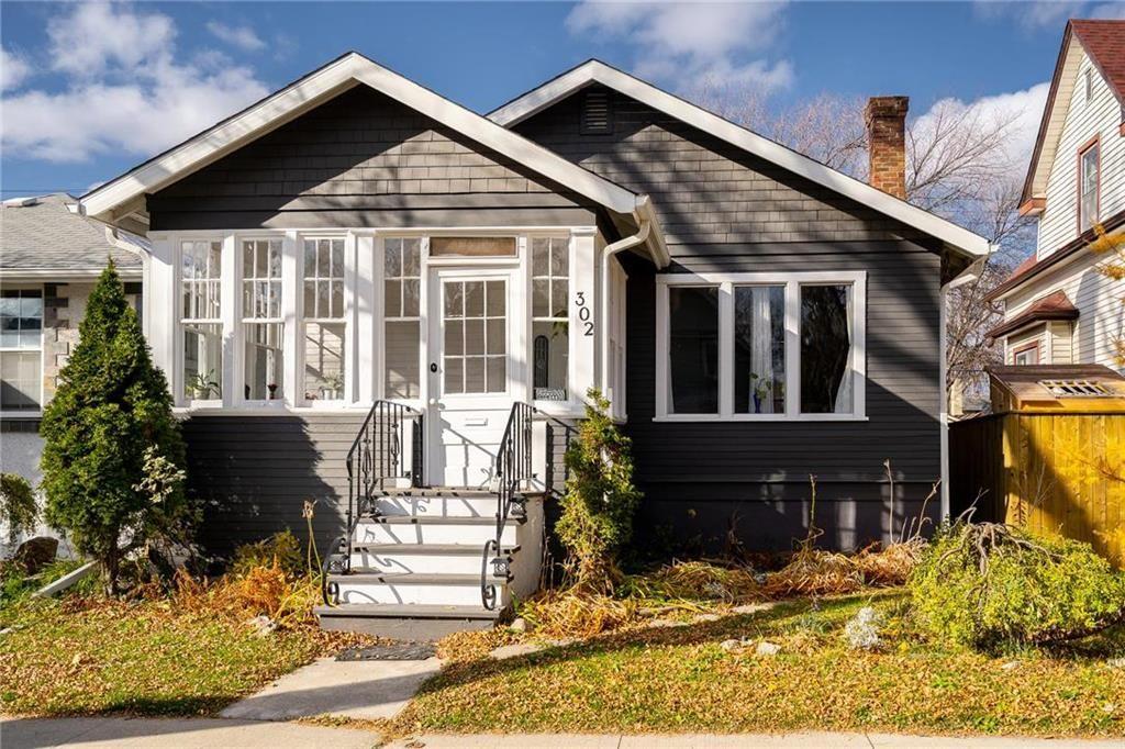 Main Photo: 302 Aubrey Street in Winnipeg: Wolseley Residential for sale (5B)  : MLS®# 202026202