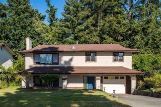 Photo 1: 4369 Northridge Cres in : SW Northridge House for sale (Saanich West)  : MLS®# 877677