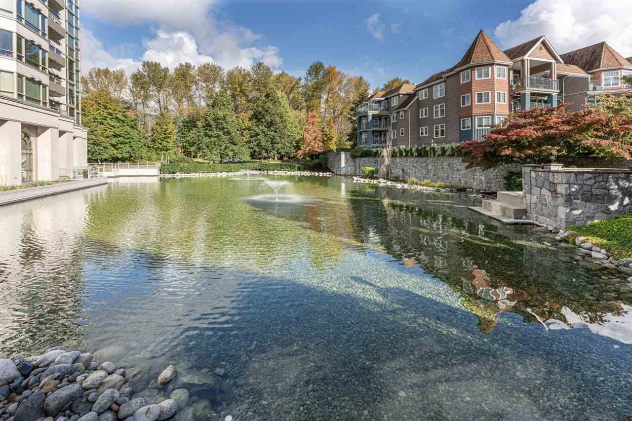 "Main Photo: 107 1199 WESTWOOD Street in Coquitlam: North Coquitlam Condo for sale in ""Lakeside Terrace"" : MLS®# R2515795"