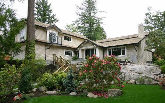 Main Photo: 4604 CAULFEILD Drive in West Vancouver: Caulfeild House for sale : MLS®# R2036761