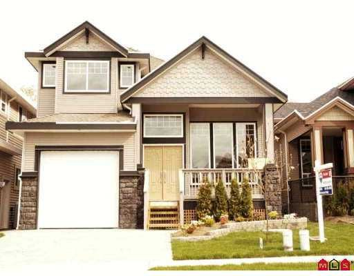 Main Photo: 17211 64A Ave in Surrey: Cloverdale BC House for sale (Cloverdale)  : MLS®# F2708154