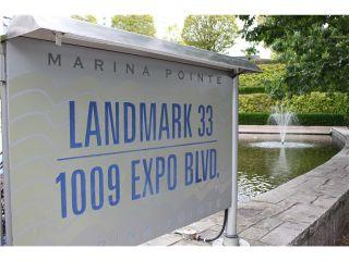 "Photo 18: 2301 1009 EXPO Boulevard in Vancouver: Yaletown Condo for sale in ""LANDMARK 33"" (Vancouver West)  : MLS®# V1072019"