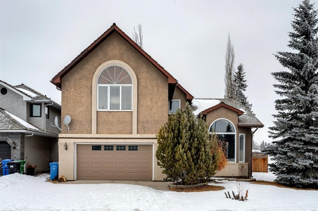 Main Photo: 503 Woodbriar Place SW in Calgary: Woodbine Detached for sale : MLS®# A1062394