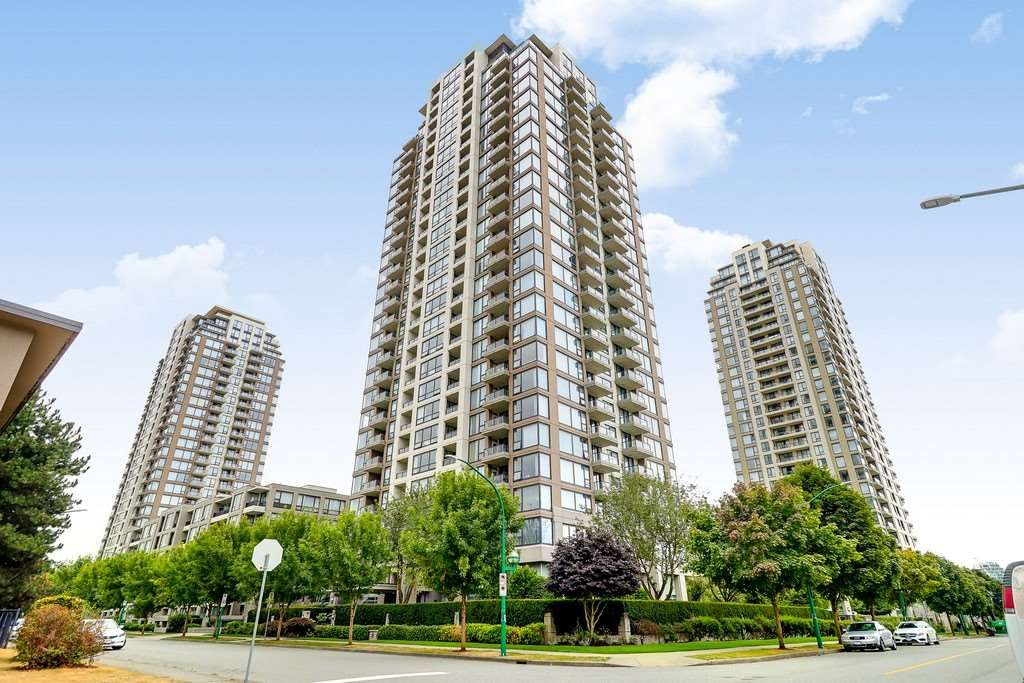 """Main Photo: 605 7108 COLLIER Street in Burnaby: Highgate Condo for sale in """"ARCADIA WEST"""" (Burnaby South)  : MLS®# R2204751"""