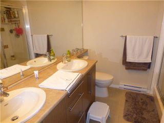 "Photo 12: 57 1125 KENSAL Place in Coquitlam: New Horizons Townhouse for sale in ""KENSAL WALK"" : MLS®# V1106910"