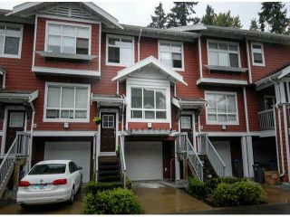 """Photo 2: 150 15168 36TH Avenue in Surrey: Morgan Creek Townhouse for sale in """"SOLAY"""" (South Surrey White Rock)  : MLS®# F1423214"""