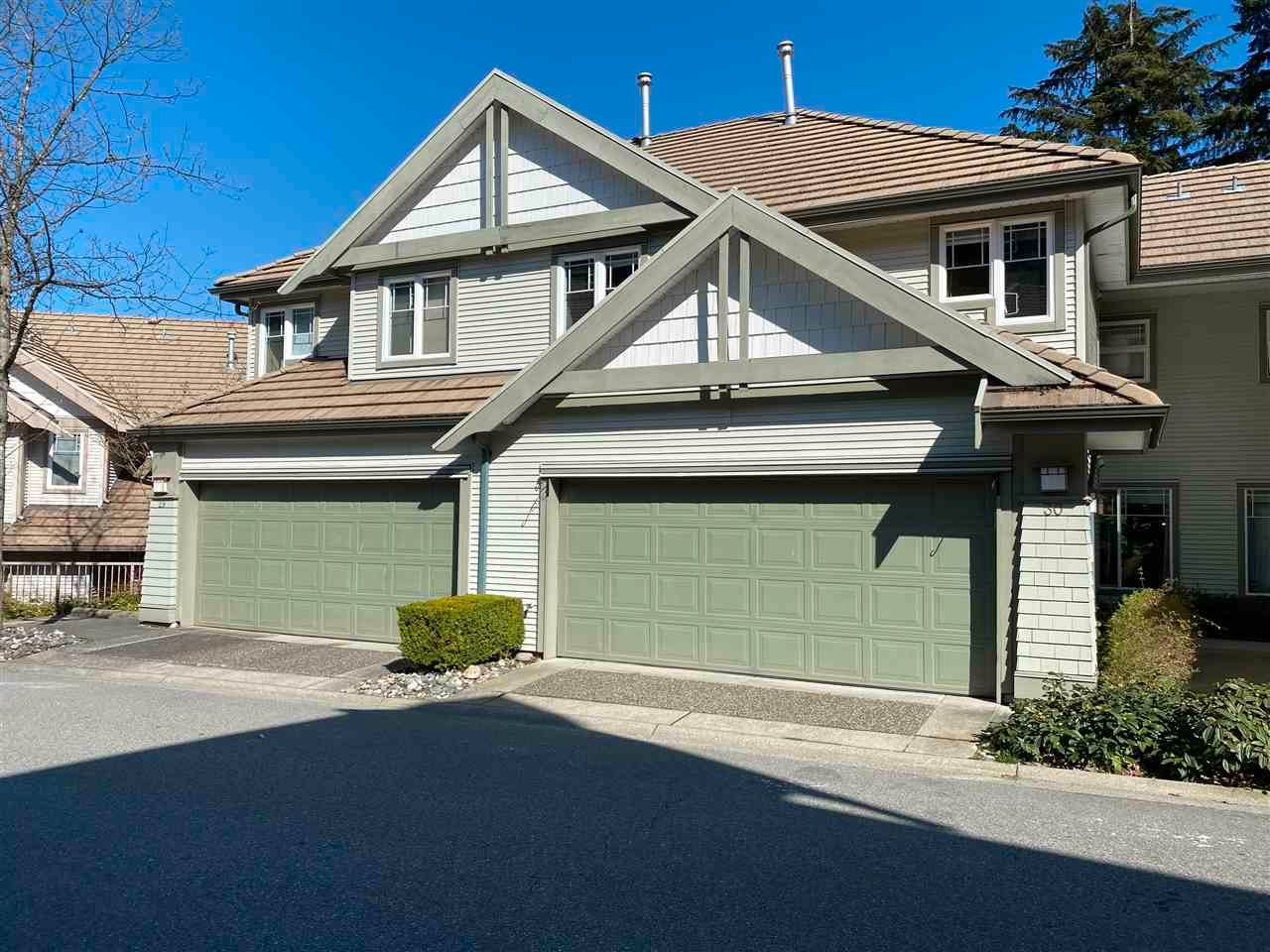 "Main Photo: 30 2351 PARKWAY Boulevard in Coquitlam: Westwood Plateau Townhouse for sale in ""WINDANCE"" : MLS®# R2569780"