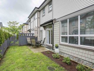 "Photo 18: 19 7848 209 Street in Langley: Willoughby Heights Townhouse for sale in ""MASON & GREEN"" : MLS®# R2168191"