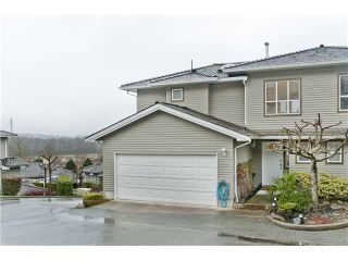 """Main Photo: 1115 CLERIHUE Road in Port Coquitlam: Citadel PQ Townhouse for sale in """"THE SUMMIT"""" : MLS®# V993280"""