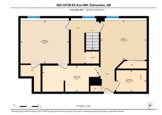 Photo 36: 402 10728 82 Avenue in Edmonton: Zone 15 Condo for sale : MLS®# E4236597