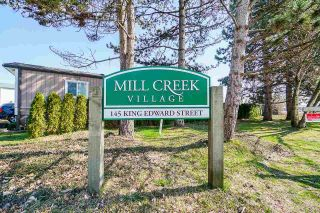 """Main Photo: 22 145 KING EDWARD Street in Coquitlam: Coquitlam East Manufactured Home for sale in """"MILL CREEK PARK"""" : MLS®# R2615174"""