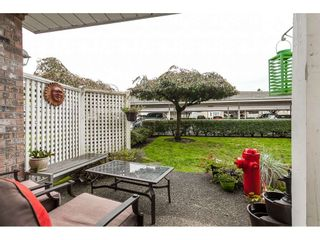 """Photo 17: 136 5641 201 Street in Langley: Langley City Townhouse for sale in """"The Huntington"""" : MLS®# R2409027"""