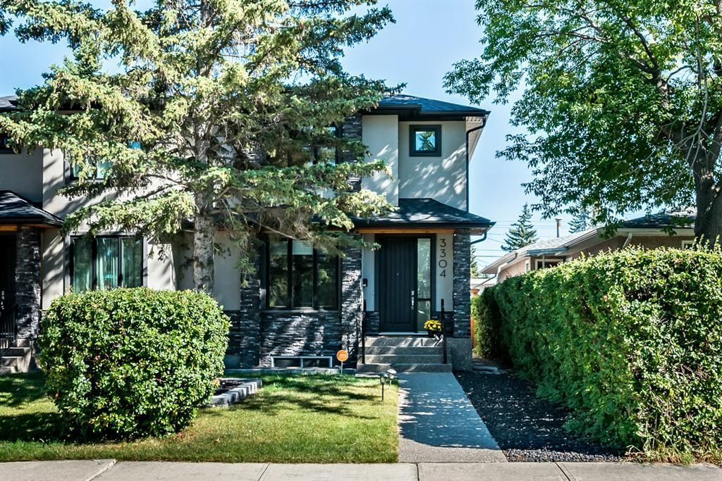 Main Photo:  in Calgary: Glenbrook Semi Detached for sale : MLS®# A1032574