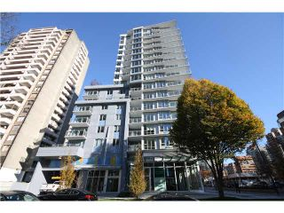 Photo 2: 806 1009 HARWOOD Street in Vancouver: West End VW Condo for sale (Vancouver West)  : MLS®# V1094070