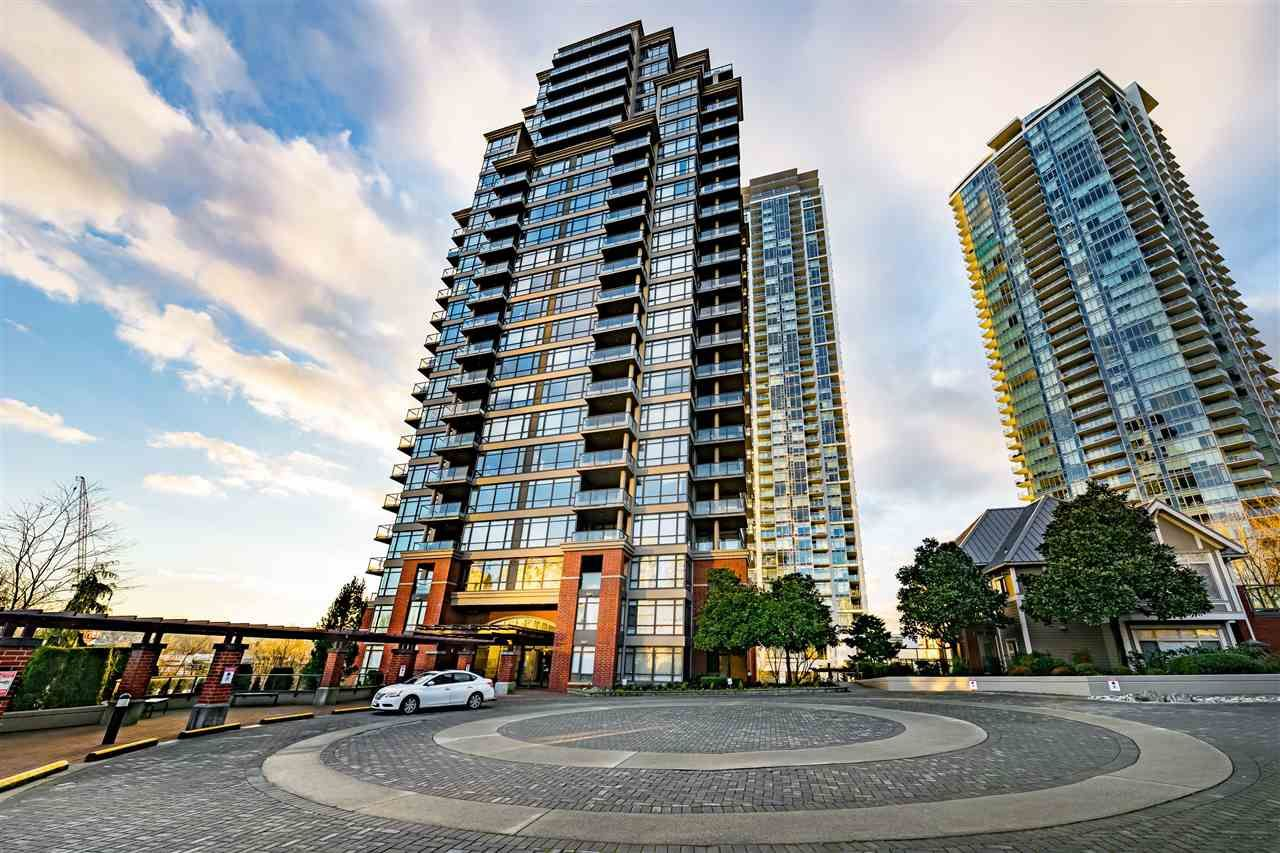 "Main Photo: 601 4132 HALIFAX Street in Burnaby: Brentwood Park Condo for sale in ""MARQUIS GRANDE"" (Burnaby North)  : MLS®# R2537797"