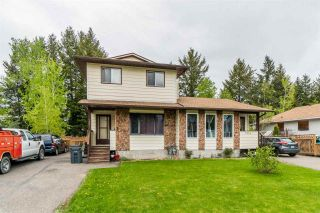 """Photo 1: 7862 ROCHESTER Crescent in Prince George: Lower College 1/2 Duplex for sale in """"COLLEGE HEIGHTS"""" (PG City South (Zone 74))  : MLS®# R2582216"""