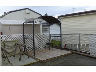 """Photo 11: 112 3300 HORN Street in Abbotsford: Central Abbotsford Manufactured Home for sale in """"Georgia Park"""" : MLS®# F1401893"""