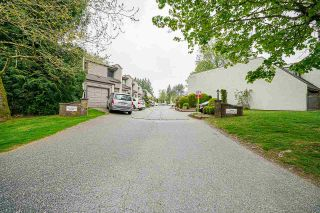 """Photo 1: 101 3455 WRIGHT Street in Abbotsford: Abbotsford East Townhouse for sale in """"Laburnum Mews"""" : MLS®# R2574477"""