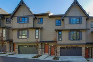 Photo 1: 31 7979 152 Street in Surrey: Fleetwood Tynehead Townhouse for sale : MLS®# R2490755