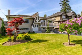 Photo 1: 1128 MILFORD Avenue in Coquitlam: Central Coquitlam House for sale : MLS®# R2372350