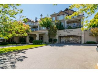 "Photo 1: 408 6359 198 Street in Langley: Willoughby Heights Condo for sale in ""ROSEWOOD"" : MLS®# R2101524"