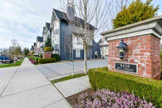 """Photo 1: 20 8438 207A Street in Langley: Willoughby Heights Townhouse for sale in """"YORK"""" : MLS®# R2565486"""