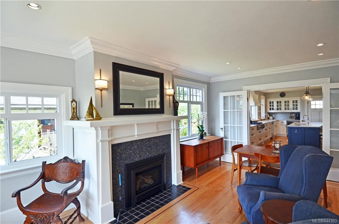 Photo 15: Photos: 2420 Nottingham Rd in Oak Bay: OB Estevan House for sale : MLS®# 844303