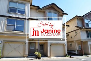 """Photo 1: 41 20350 68 Avenue in Langley: Willoughby Heights Townhouse for sale in """"SUNRIDGE"""" : MLS®# F1420781"""