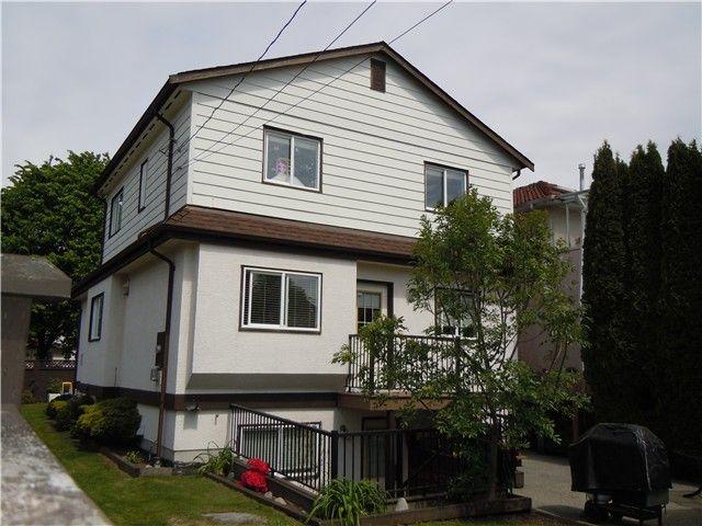 Photo 3: Photos: 3604 NAPIER Street in Vancouver: Renfrew VE House for sale (Vancouver East)  : MLS®# V1121247