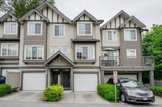 """Photo 1: 45 3368 MORREY Court in Burnaby: Sullivan Heights Townhouse for sale in """"STRATHMORE LANE"""" (Burnaby North)  : MLS®# R2457677"""