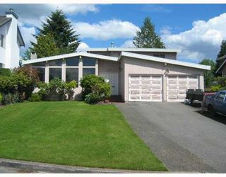 """Photo 1: 1510 GILES Place in Burnaby: Sperling-Duthie House for sale in """"SPERLING/DUTHIE"""" (Burnaby North)  : MLS®# V655599"""